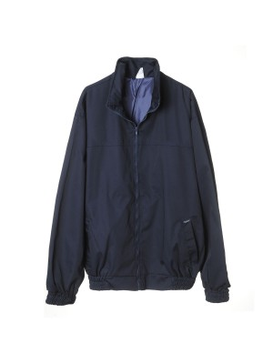 Thin work jacket from the dock