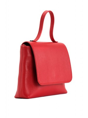 Genuine leather bag by Laura Olaru