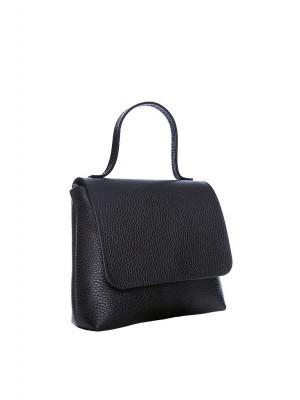 Genuine leather bag by Laura Olaru