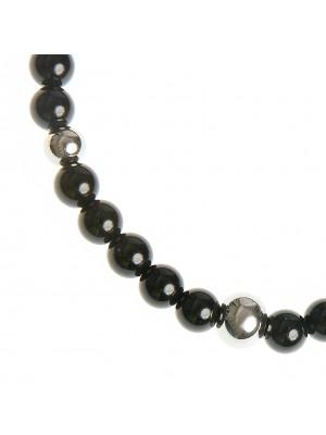 Unisex bracelet onyx