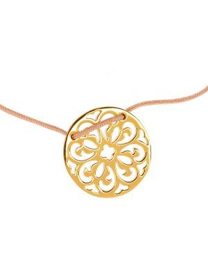 Bracelet made of String Sterling silver