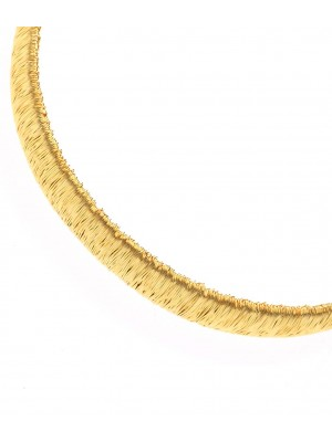 Bracelet made of Gold Plated Sterling Silver